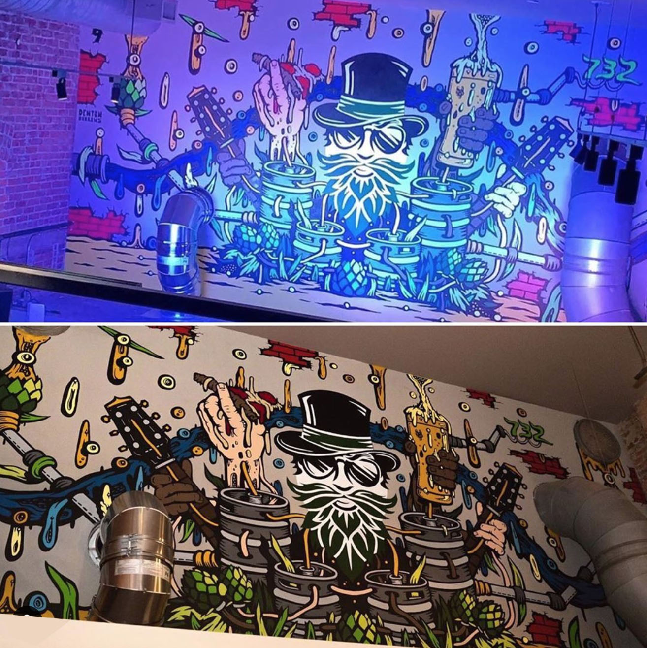 dripped-on-bru-daddy-indoor-mural