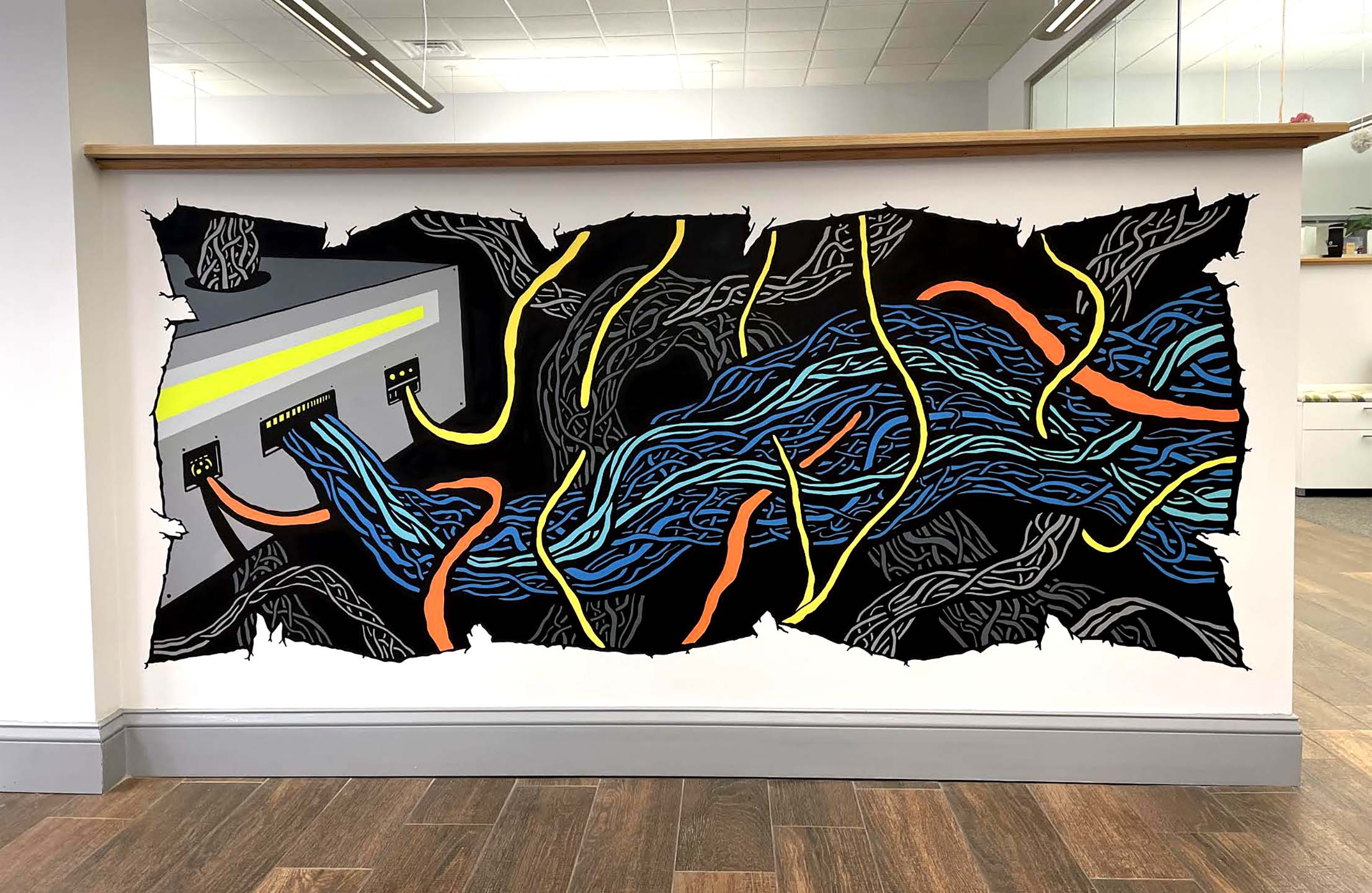 dripped-on-productions-denton-burrows-sever-wires-mural